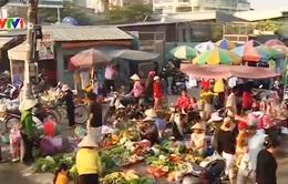 TP.HCM: Lượng hàng nông sản tăng mạnh trong dịp Tết
