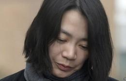 Cựu Phó Chủ tịch Korean Air bị tuyên án 1 năm tù giam