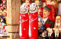 Chợ lưu niệm - Điểm đến thú vị ở Moscow