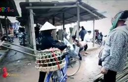 Chợ Nủa - phiên chợ quê truyền thống Bắc Bộ