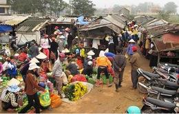 Chợ quê ngày 30 Tết
