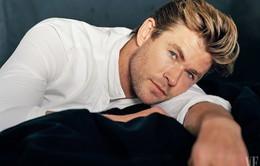 """""""Thần sấm Thor"""" ngọt ngào và lãng mạn trên Vanity Fair"""