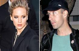 Jennifer Lawrence quấn quít bên Chris Martin dịp Lễ Tạ ơn