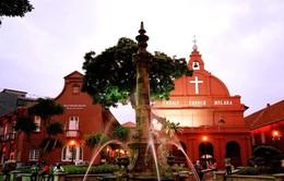 Khám phá thành phố cổ Melaka, Malaysia