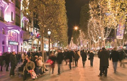 Kinh doanh tại Paris có dấu hiệu phục hồi sau khủng bố