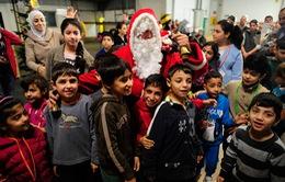 Giáng sinh không trọn vẹn của người di cư, vô gia cư