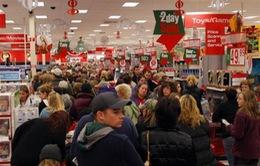 Thế giới thắt chặt chi tiêu dịp Giáng sinh