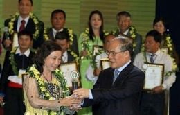Tôn vinh và trao danh hiệu Nông dân Việt Nam xuất sắc 2015