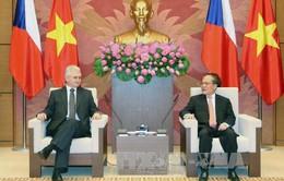 Chủ tịch Thượng viện Cộng hòa Czech thăm chính thức Việt Nam