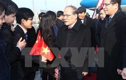 Chủ tịch Quốc hội thăm hữu nghị chính thức Trung Quốc