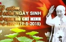 Người Việt ở nước ngoài kỷ niệm 125 năm ngày sinh Chủ tịch Hồ Chí Minh