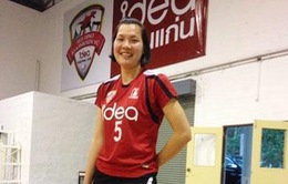 Chủ công bóng chuyền Đỗ Thị Minh và chuyện xuất ngoại thi đấu
