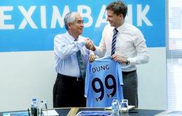 VFF bắt đầu trả, bán vé trận giao hữu Việt Nam - Man City từ ngày 19/7