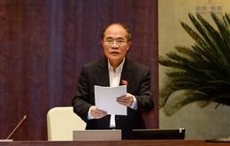 Chủ tịch Quốc hội Nguyễn Sinh Hùng đảm nhiệm chức danh Chủ tịch hội đồng bầu cử Quốc gia