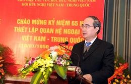 Phát triển mối quan hệ hữu nghị Việt Nam – Trung Quốc trong giai đoạn mới