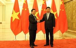 Việt - Trung cùng nhau phát triển ổn định, bền vững, lâu dài