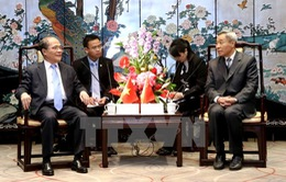 Chủ tịch Quốc hội thăm tỉnh Quảng Đông, Trung Quốc