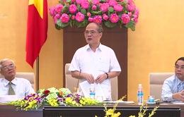 Chủ tịch Quốc hội gặp mặt nguyên đại biểu Quốc hội tỉnh An Giang