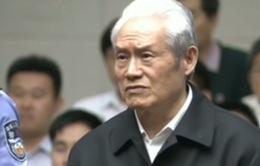 Cựu Bộ trưởng Công an Trung Quốc lĩnh án tù chung thân