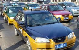 Trung Quốc cấm chủ xe tư nhân tham gia thị trường taxi