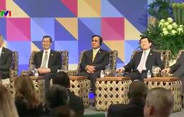 Chủ tịch nước Trương Tấn Sang dự Đối thoại ABAC