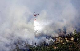 Australia hỗ trợ Indonesia dập tắt cháy rừng