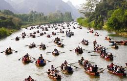 Đảm bảo trật tự an toàn giao thông trong lễ hội chùa Hương