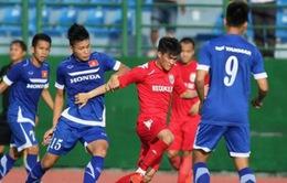 Becamex Bình Dương hòa kịch tính 1-1 với U23 Việt Nam