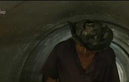 Xây dựng đường gom, chấm dứt tình trạng chui cống tuyến TP.HCM - Trung Lương