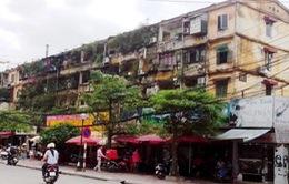Hà Nội sẽ ban hành cơ chế đặc thù đẩy nhanh tiến độ cải tạo chung cư cũ