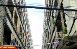 TP.HCM: Chậm triển khai di dời, tháo dỡ chung cư cũ