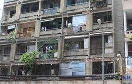 Đề xuất miễn tiền sử dụng đất cho các chủ đầu tư cải tạo chung cư cũ