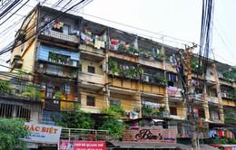 Dù miễn tiền sử dụng đất, cải tạo chung cư cũ vẫn vướng mắc