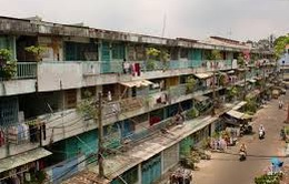 Miễn tiền sử dụng đất không gỡ được vướng mắc cải tạo chung cư cũ