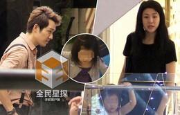 Chung Hán Lương đã có vợ và con gái?