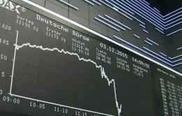 Chứng khoán toàn cầu lao dốc sau khi ECB kéo dài nới lỏng tiền tệ