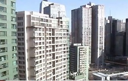 1 triệu người sống dưới lòng đất tại thủ đô Bắc Kinh