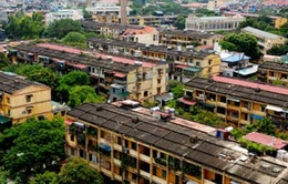 Chính phủ ban hành Nghị định về cải tạo, xây dựng lại nhà chung cư