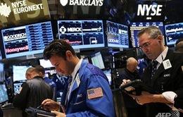 Thị trường chứng khoán Mỹ bật tăng điểm