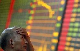TTCK Trung Quốc hỗn loạn trước tương lai màu xám