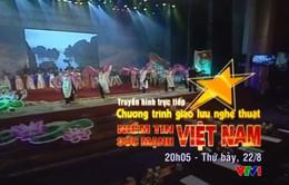 """THTT """"Niềm tin Việt Nam, sức mạnh Việt Nam"""" (20h05, VTV1)"""