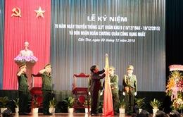 70 năm ngày truyền thống lực lượng vũ trang Quân khu 9