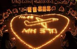 Gia đình nạn nhân vụ máy bay MH370 vẫn chờ trong vô vọng