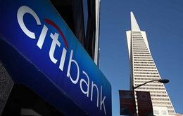 Citigroup phải nộp phạt 180 triệu USD vì che giấu thông tin