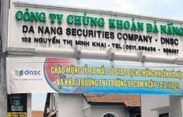 Vi phạm quy định, công ty Chứng khoán Đà Nẵng bị ngắt kết nối giao dịch trực tuyến