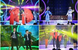 THTT Chung kết Gương mặt thân quen nhí 2015 (21h00, VTV3)