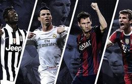 Bốc thăm chia bảng Champions League: Tử thần gọi tên ai? (22h45, BĐTV)