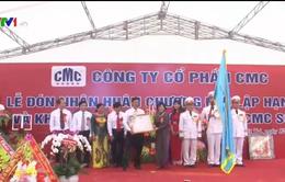 Công ty Cổ phần CMC đón nhận Huân chương Độc lập hạng Ba