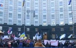 Ukraine: Công nhân mỏ biểu tình đòi trả lương