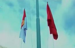 Chuyện hai lá cờ ở Việt Nam 40 năm trước
